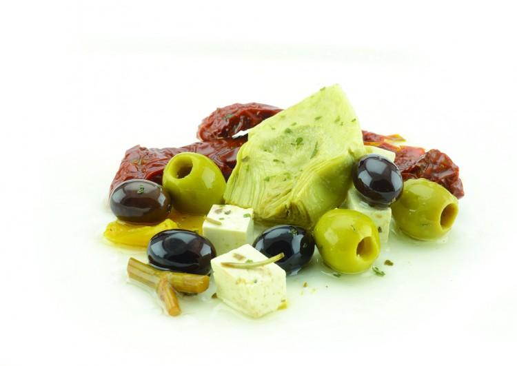 MIX MÉDITERRANÉEN (Légumes et Fromage) 1.9 kg
