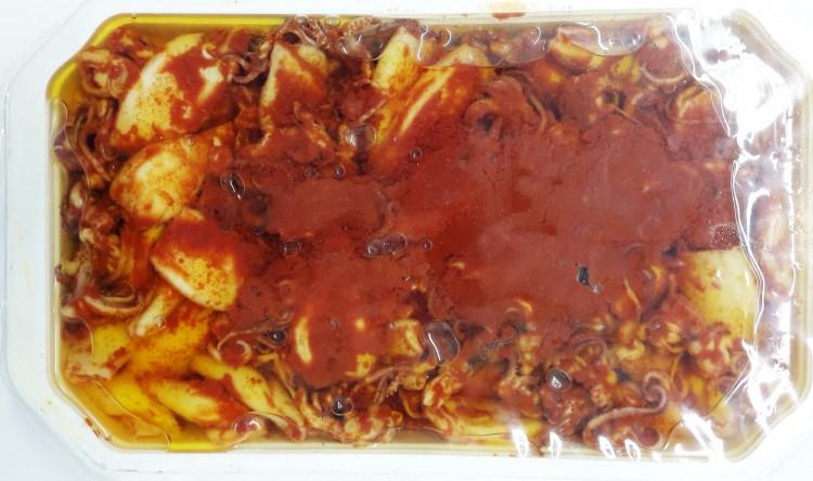 CALAMARS A L'ORIENTALE (petits encornets) 2 kg
