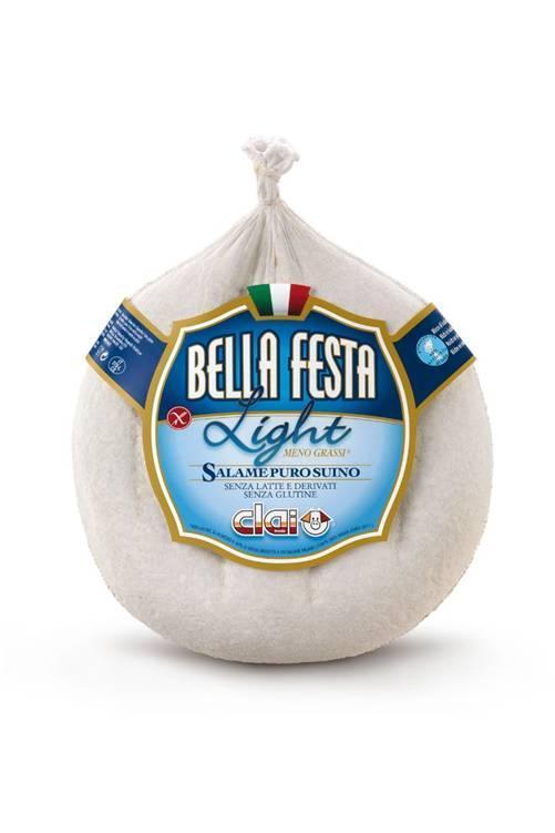 BELLA FESTA (Saucisson maigre) 3.2 kg/env.