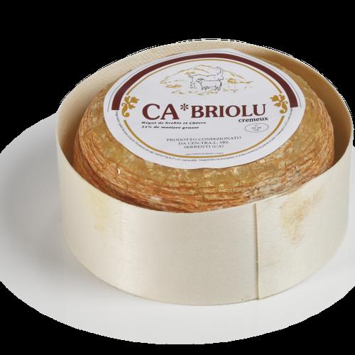 CABRIOLU (Brebis et Chèvre) 500 gr/env.