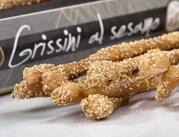 GRESSINS ARTISANAUX AU SESAME 200 gr Arte in Pasta