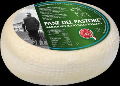 PANE DEL PASTORE - MARZOLINO 3x500 gr/env.