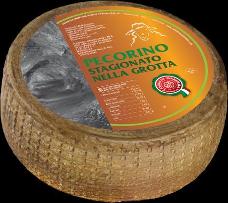 PECORINO TOSCANO AFFINE EN GROTTE 3 kg/env.