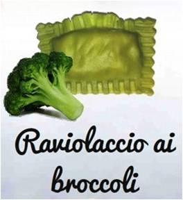 RAVIOLACCIO AUX BROCCOLIS