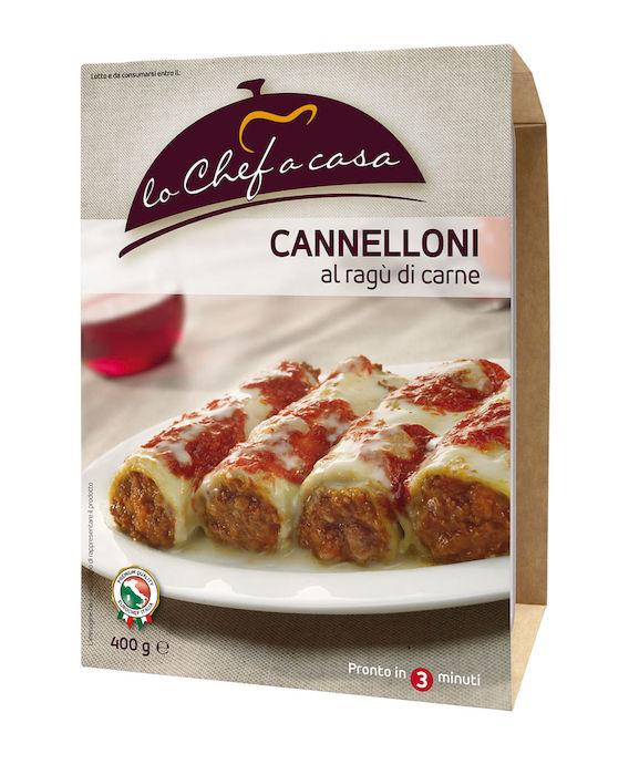 CANNELLONI A LA VIANDE 400 gr