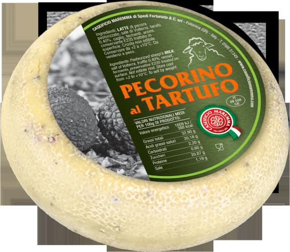 PECORINO TOSCANO AUX TRUFFES
