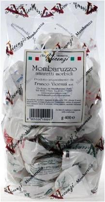 AMARETTI MORBIDI di MOMBARUZZO 400 gr