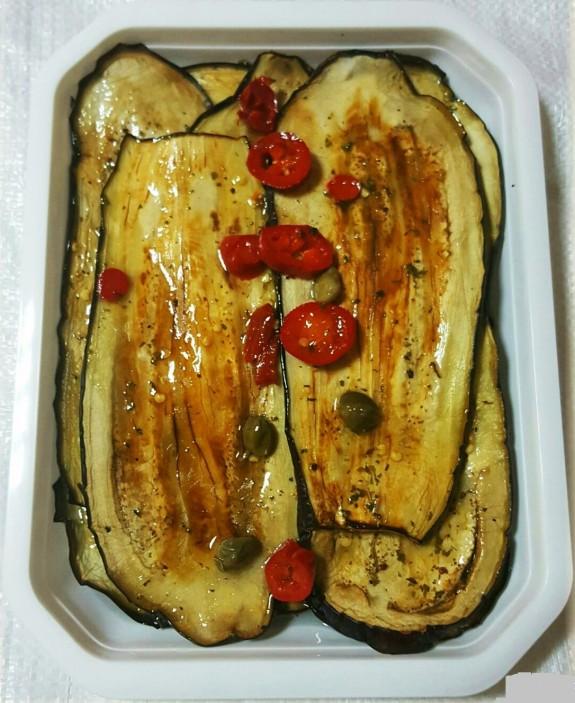 AUBERGINES GRILLEES (au four) 1 kg Campagnola