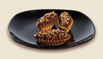 BARCHETTE FARCIES CHOCOLAT 1.5 kg
