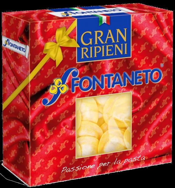 BOITE NOËL FONTANETO - GRAN RIPIENI