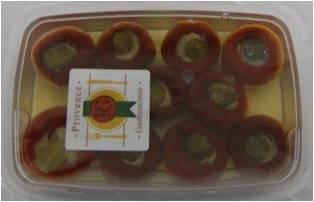 BOMBINETTES AU THON (petits piments) 200 gr
