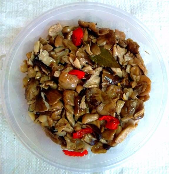CHAMPIGNONS PETIT GRIS 2 kg Campagnola
