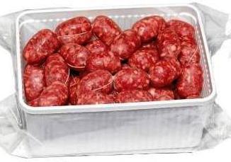 SAUCISSE A CUIRE CHICCHI (Perugina) 2.5 kg
