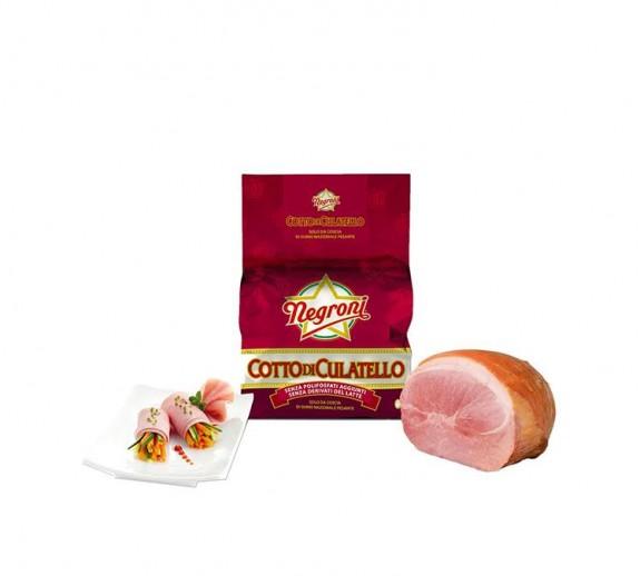 """JAMBON CUIT """"Gran Cotto"""" (CULATELLO CUIT) 7 kg/env. Negroni"""