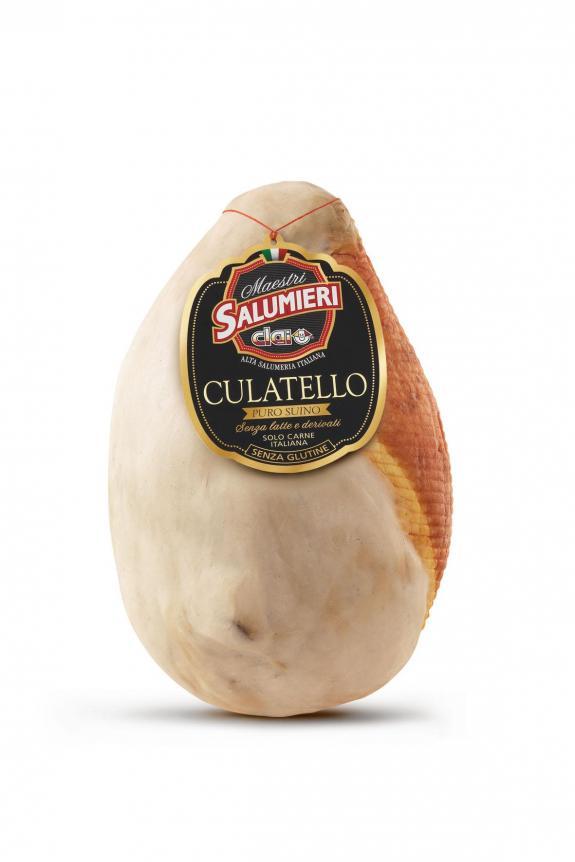 CULATELLO AVEC COUENNE 5 kg/env. Maestri Salumieri