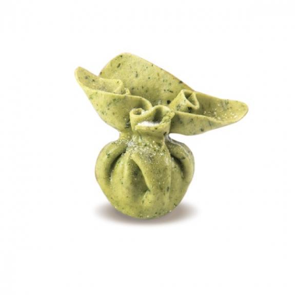 FAGOTTINO AU BASILIC (Pâte Verte) 1 kg