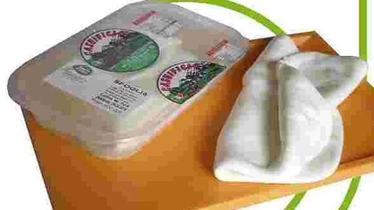 MOZZARELLA FEUILLES DE VACHE 1 kg Voglia di Latte