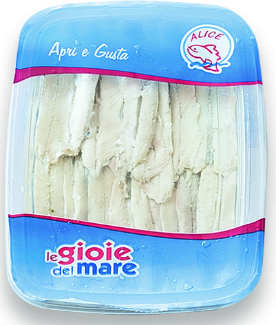 FILETS ANCHOIS MARINES 200 gr