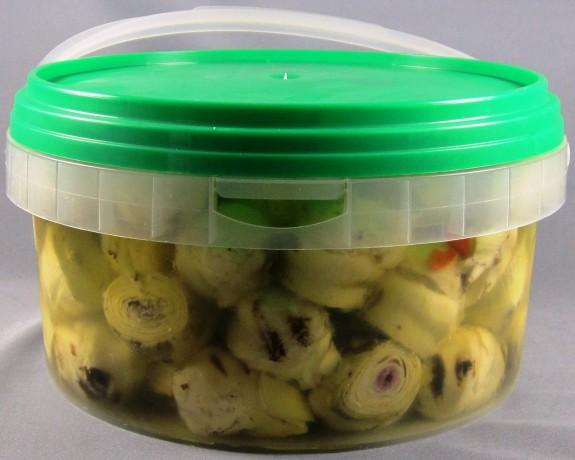 ARTICHAUTS CŒURS GRILLES 3 kg 3C Alimentari