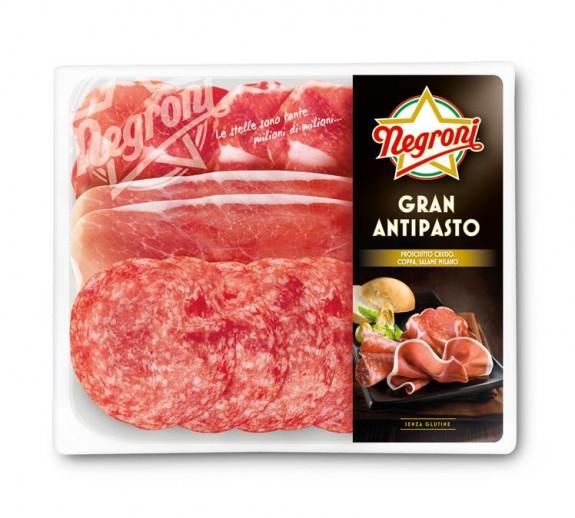 GRAN ANTIPASTO (J. Cru/Coppa/Saucisson) 120 gr