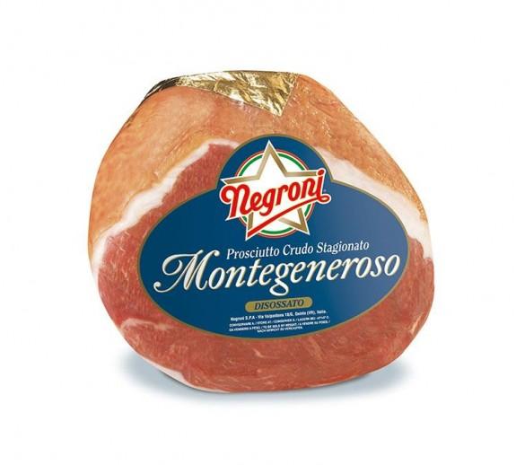 JAMBON MEC S/O MONTEGENEROSO 6 kg/env. Negroni