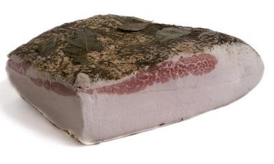 LARD AUX HERBES 1.5 kg/env. Subalpino
