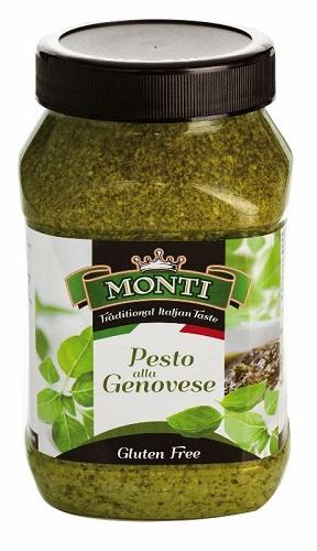 PESTO ALLA GENOVESE 900 gr Nord Salse