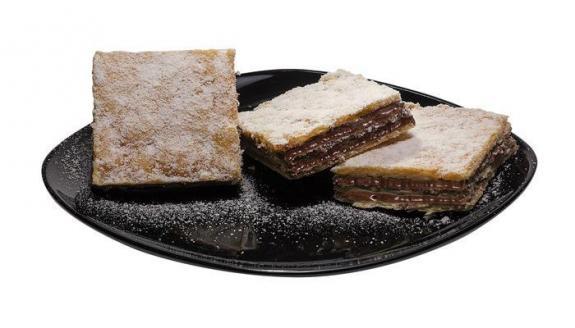 MILLEFEUILLES CHOCOLAT 1.5 kg
