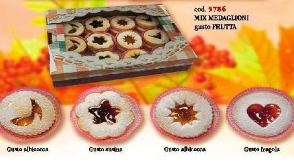 MIX OCCHI DI BUE FRUITS 1.5 kg