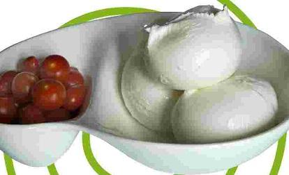 MOZZARELLA FLEUR DE LAIT 100 gr Voglia di Latte