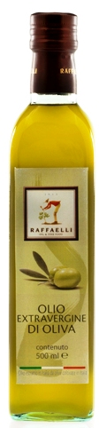 HUILE D'OLIVE EXTRA VIERGE (Toscane) 500 ml