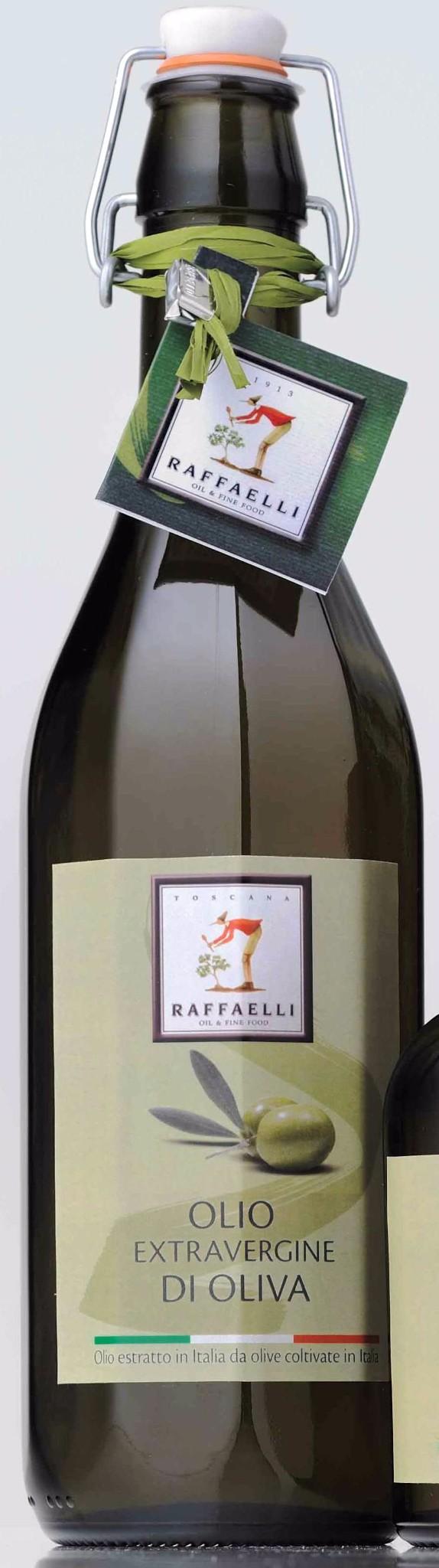 HUILE D'OLIVE EXTRA VIERGE (Toscane) 750 ml