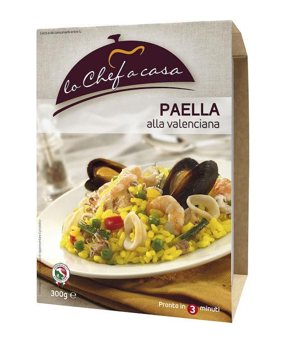 PAELLA A LA VALENCIENNE 300 gr