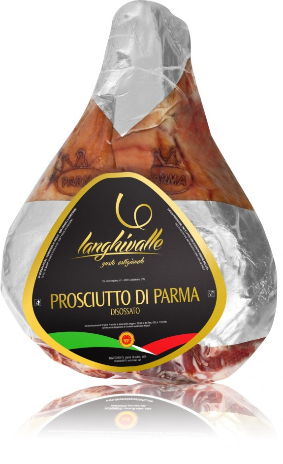 JAMBON DE PARME S/O MIN. 16 MOIS 8.5 kg/env. Limonta Prosciutti