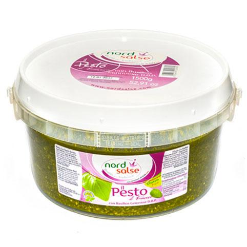 PESTO A LA GENOVESE 1.5 kg Nord Salse
