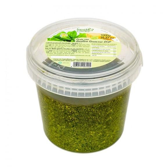PESTO FRAIS (Basilic DOP) 1 kg Nord Salse