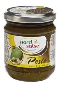 PESTO AUX PISTACHES 180 gr Nord Salse