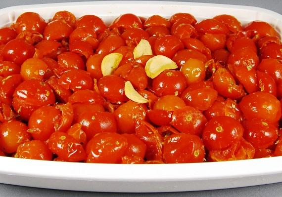 TOMATES CERISES CONFITES 2 KG 3C Alimentari