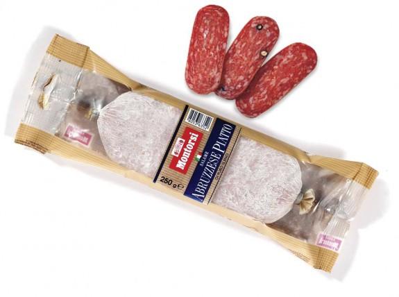 SAUCISSON ABRUZZESE PLAT 250 gr Negroni