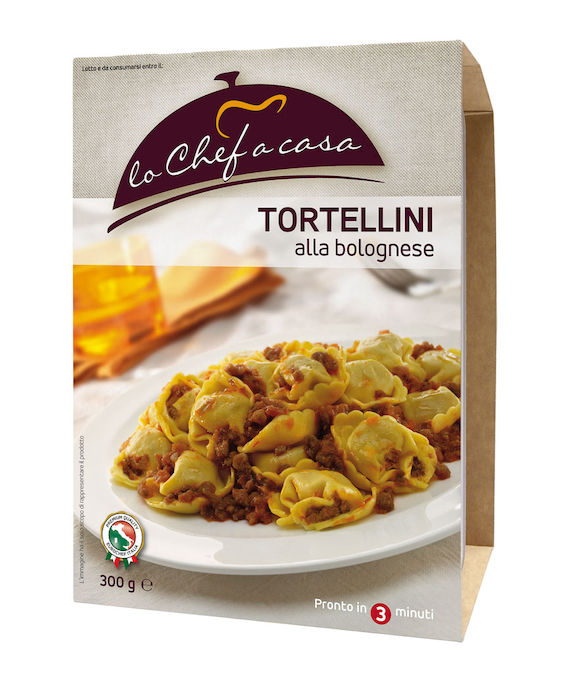 TORTELLINI A LA BOLOGNESE 300 gr