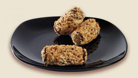 TWILL NOISETTES FARCIS CHOCOLAT (Gianduja) 2 kg