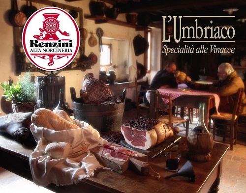 L'UMBRIACO S/O (Mariné dans le vin rouge) (18 mois) 11 kg/env.